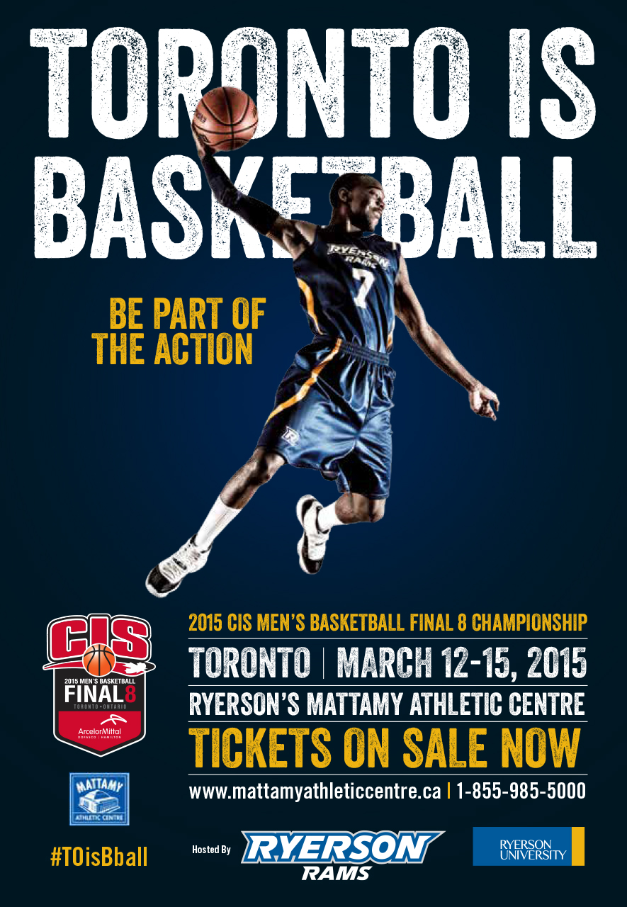 Ryerson / CIS Basketball Finals
