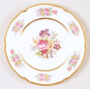 China plate for broken china jewelry.