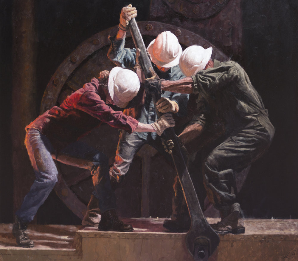 Workers (no. 1)