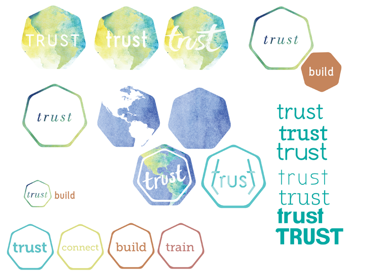 "Exploration of name iteration ""Trust."""