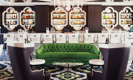 THE VISEROY HOTEL SANTA MONICA (GREEN BAR)