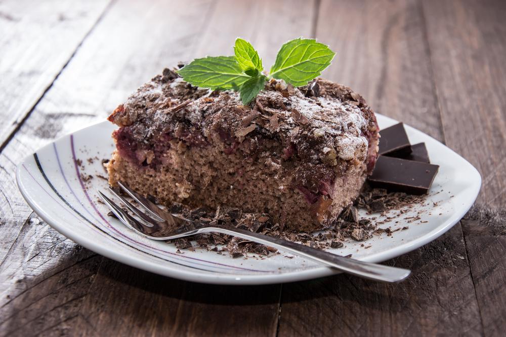 chocolate cake with mint.jpg