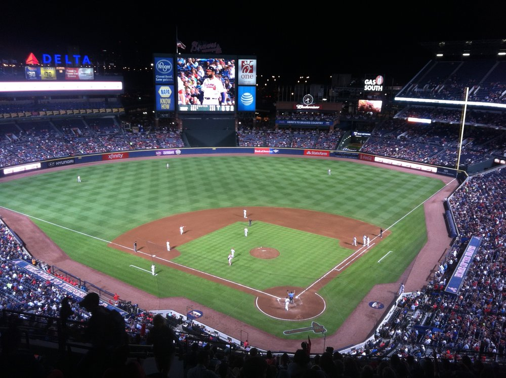 Turner Field/ September 29th, 2016