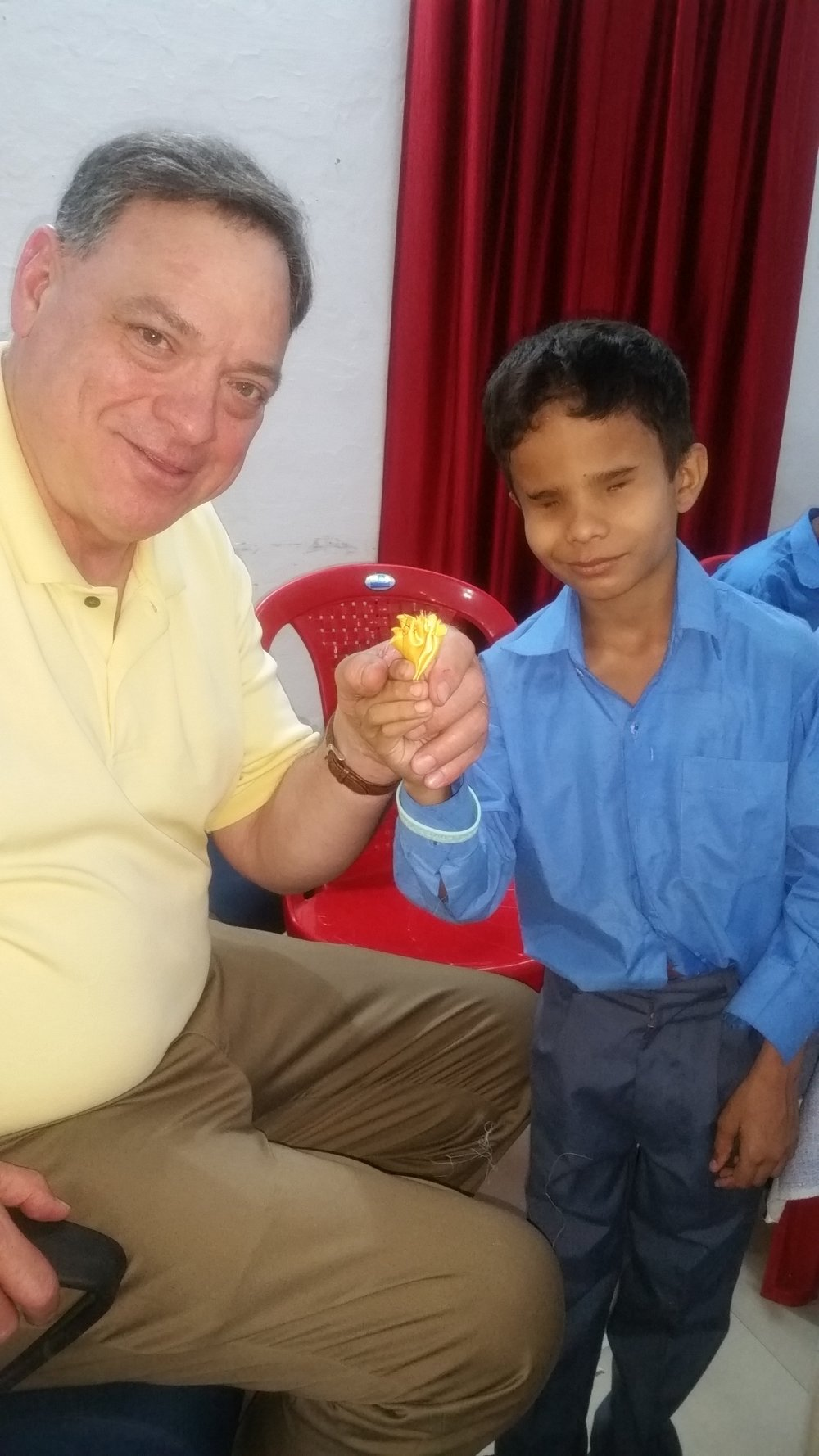 Copy of Pastor Rob in India
