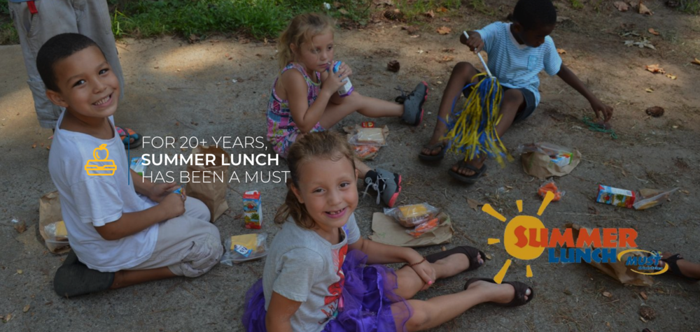 MUST Ministries Summer Lunch Program