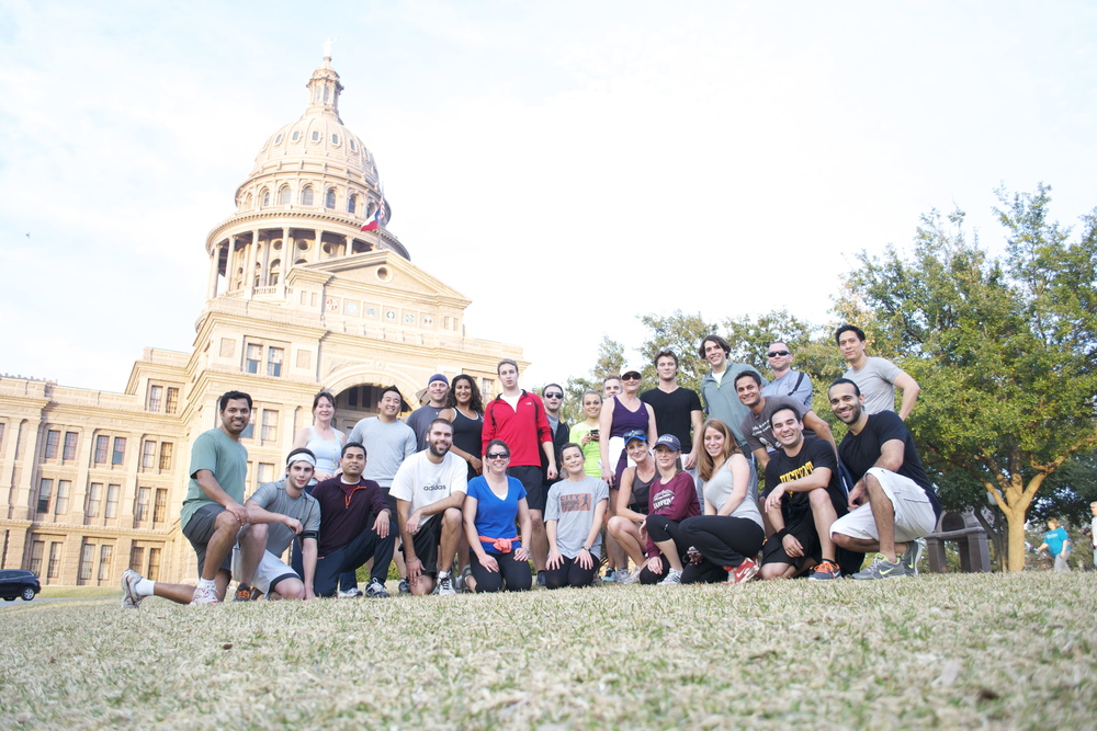 ORGANIZE YOUR NEXT CORPORATE OR SOCIAL GROUP RUNNING TOUR IN AUSTIN