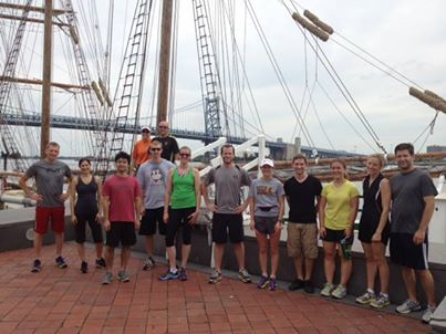 ORGANIZE A CORPORATE OR SOCIAL GROUP RUNNING TOUR