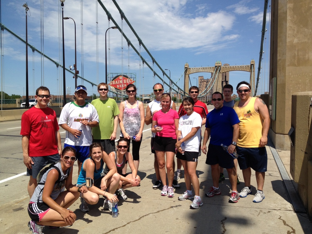 ORGANIZE YOUR NEXT CORPORATE OR SOCIAL GROUP RUNNING TOUR IN MINNEAPOLIS