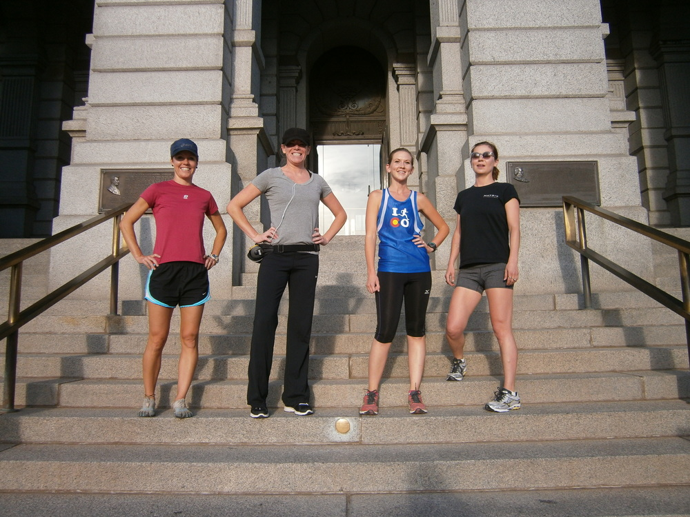 ORGANIZE YOUR NEXT CORPORATE OR SOCIAL GROUP RUNNING TOUR IN DENVER