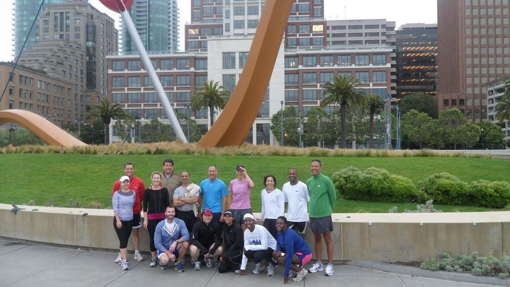 ORGANIZE YOUR NEXT CORPORATE OR SOCIAL GROUP RUNNING TOUR IN SAN FRANCISCO