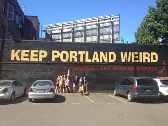 ORGANIZE YOUR NEXT CORPORATE OR SOCIAL GROUP RUNNING TOUR IN PORTLAND