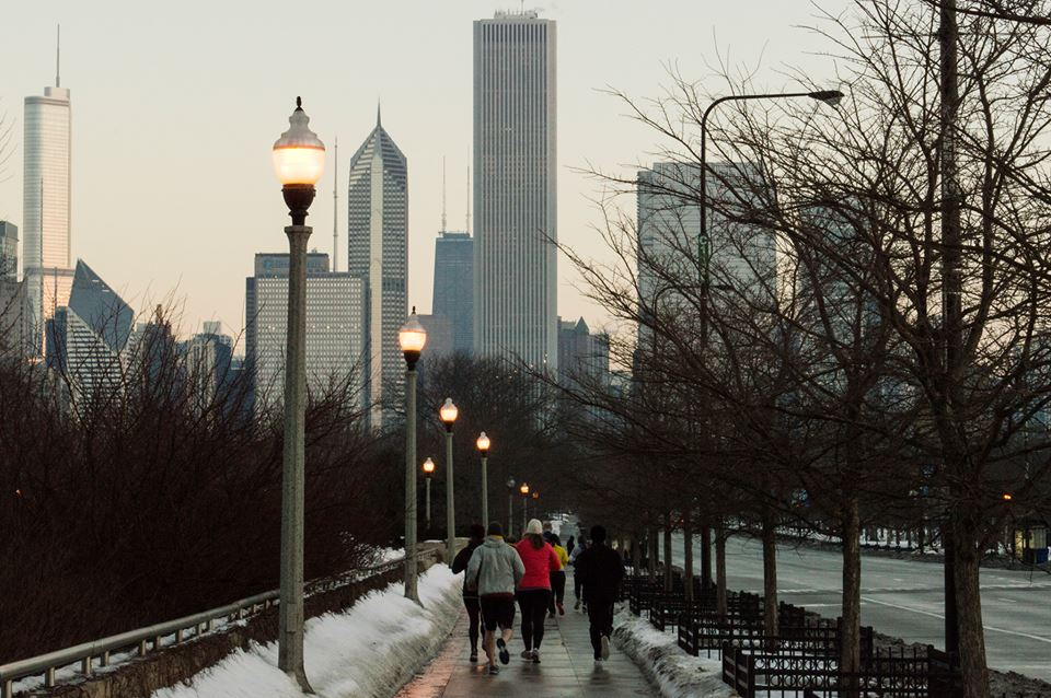 ORGANIZE YOUR NEXT CORPORATE OR SOCIAL GROUP RUNNING TOUR IN CHICAGO