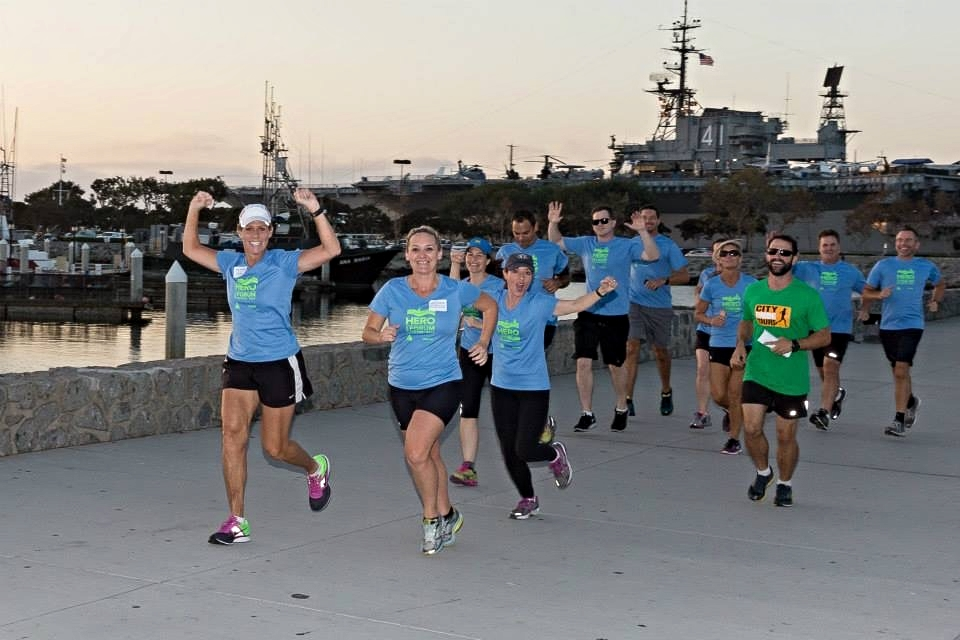 ORGANIZE YOUR NEXT CORPORATE OR SOCIAL GROUP RUNNING TOUR IN SAN DIEGO