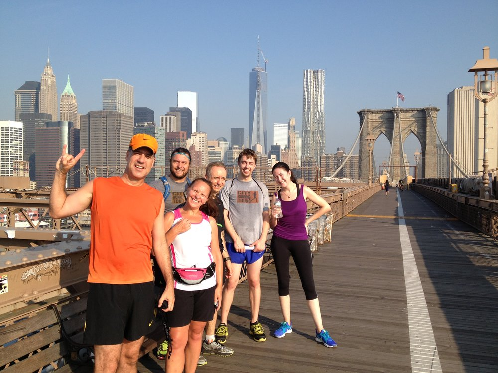 BROOKLYN BRIDGE TOUR - $45      SUN, FRI & SAT @ 7 AM/MON @ 8AM