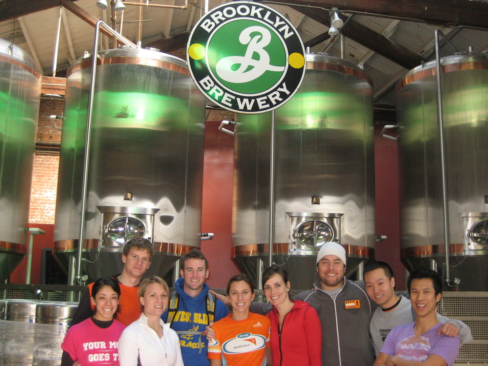BROOKLYN BREWERY - $45 2ND SATURDAY OF THE MONTH