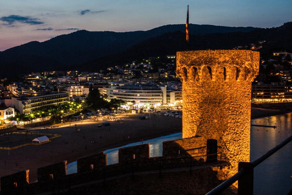 Castell de Tossa