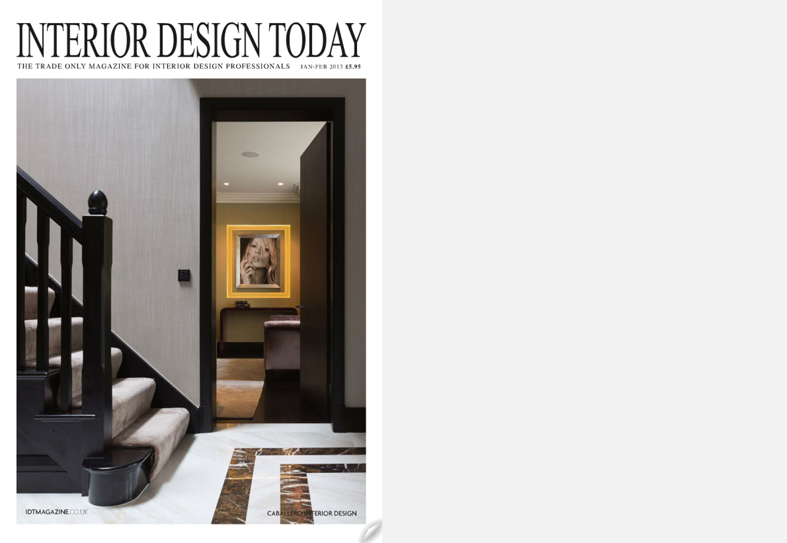 Interior Design Today UK Cover
