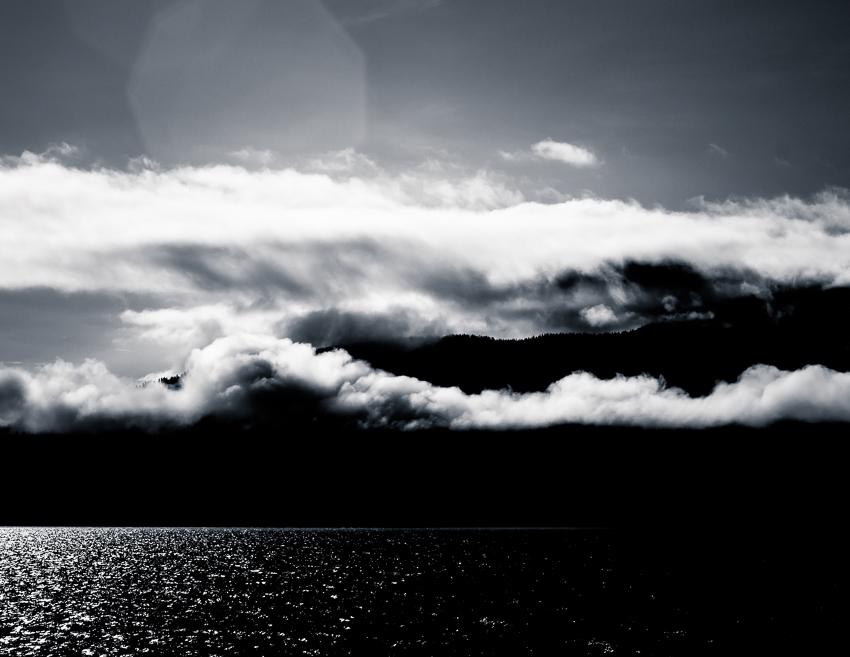 Title: Pacific Dawn II