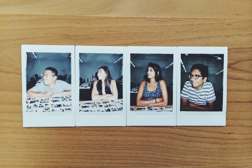 Funtastic 4 (Google+ UX Design interns)