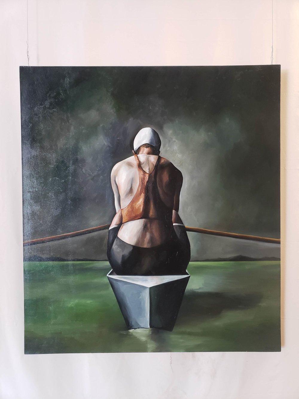 """Boat Lady"""
