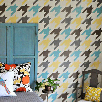 Houndstooth Pattern 03