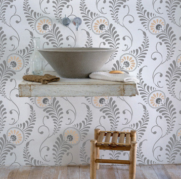 Feathered Damask 01