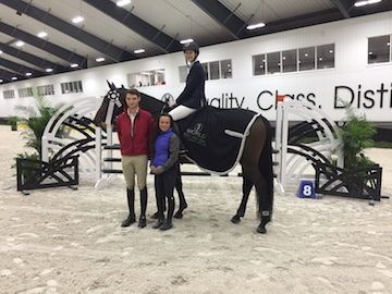 Congratulations to the Imonti-Way Family on your purchase of Nakiska! We are so excited to continue working with this incredible young horse and look forward to his success with Kayla, and in the bigger professional divisions over the next year!