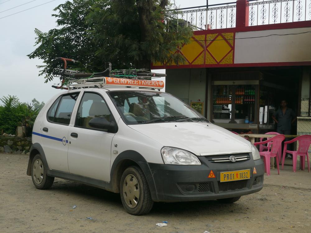 Transport from New Delhi to Shimla