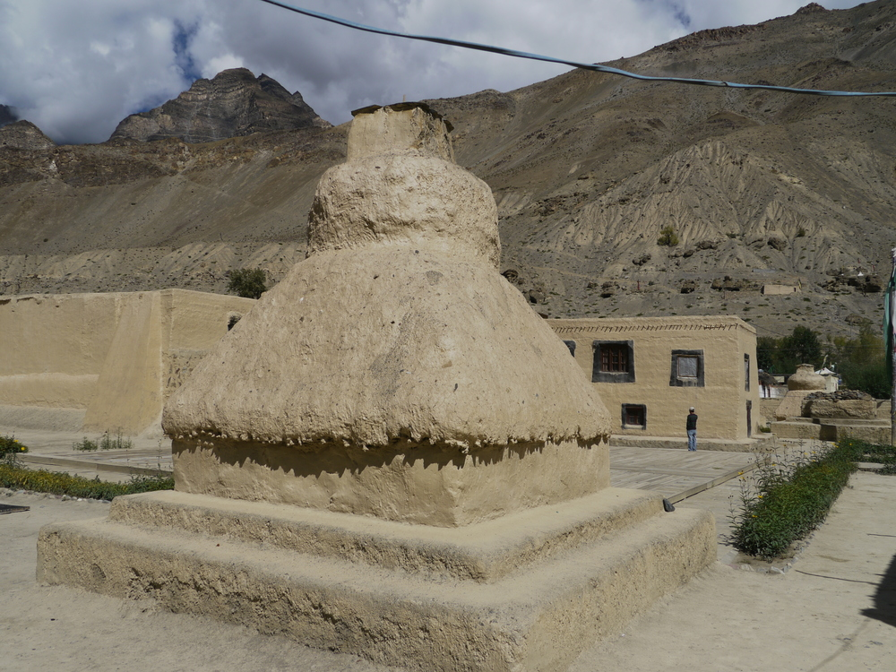 Ancient Tabo Gompa