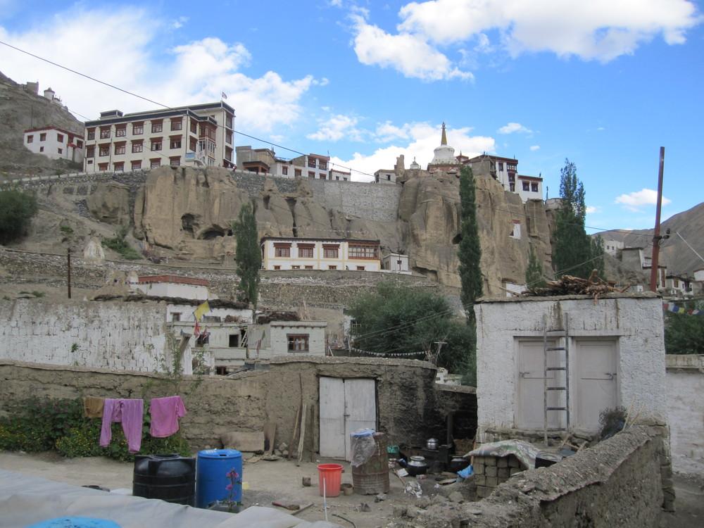 The town of Lamayuru.