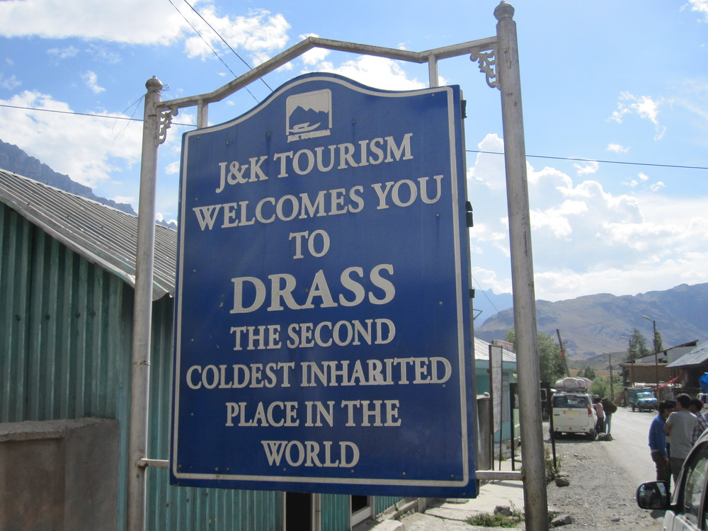 Drass - Second Coldest Place on Earth