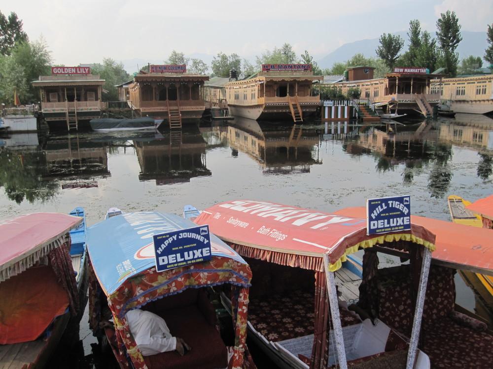 House Boats - Dal Lake Srinigar