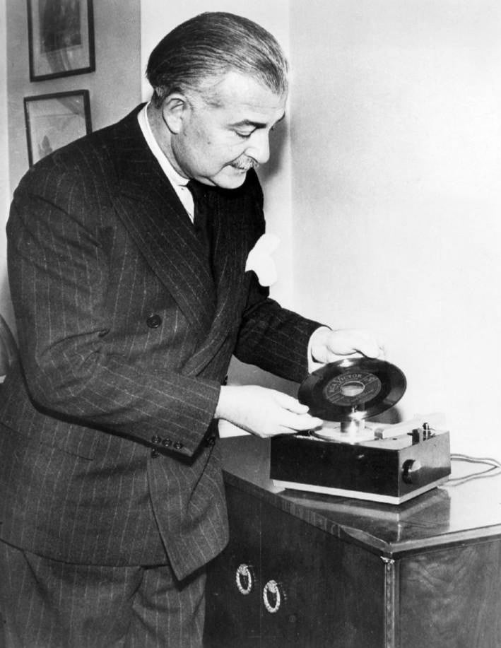 Arthur Fiedler, 1949