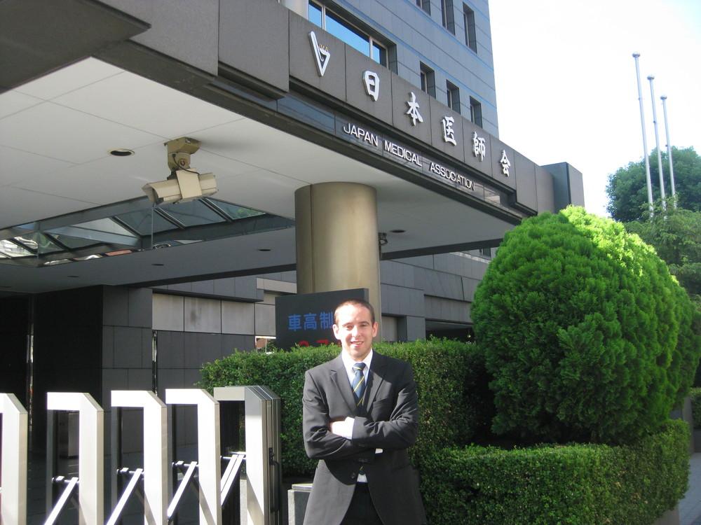 Durante o mês de Agosto a Direção da AJOMED deslocou-se às sedes da Japan Medical Association (JMA) e da Confederation of Medical Associations in Asia and Oceania (CMAAO), ambas em Tóquio, Japão.