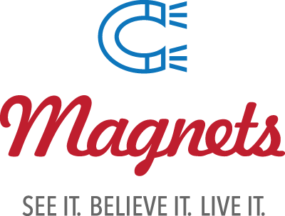 CE Magnets logo