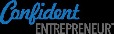 Confident Entrepreneur Logo