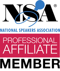 NSA Professional Affiliate Member badge