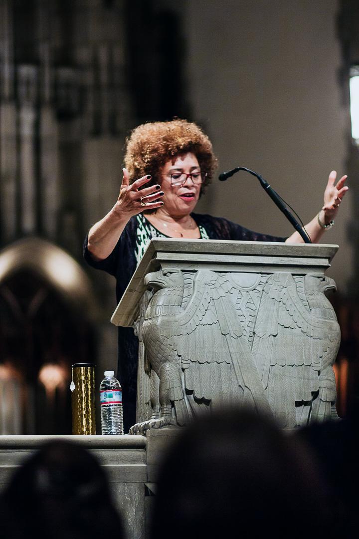 CSRPC Annual Lecture Series w/ Angela Davis