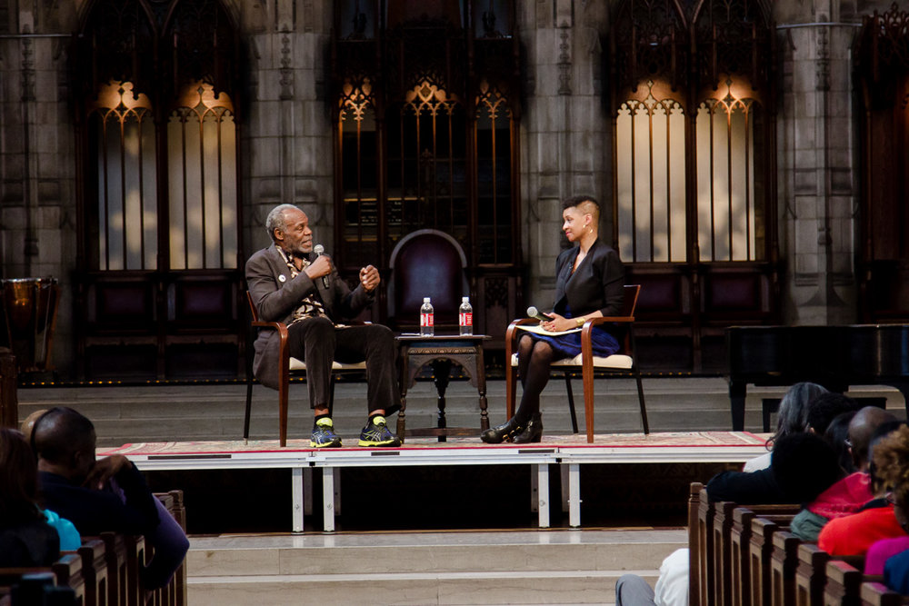 CSRPC Annual Lecture Series w/ Danny Glover