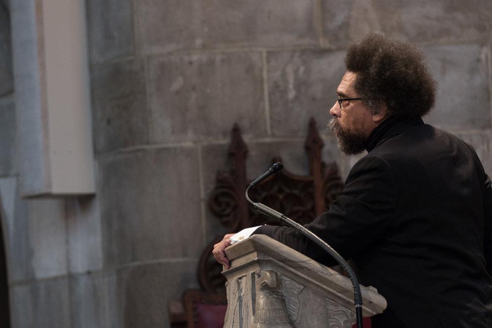CSRPC Annual Lecture Series w/ Cornel West