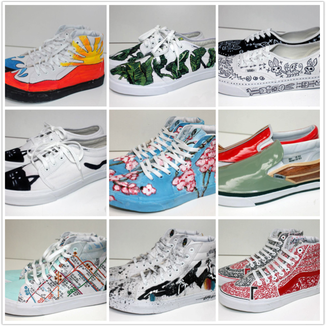 Vans Custom Culture Contest Entries