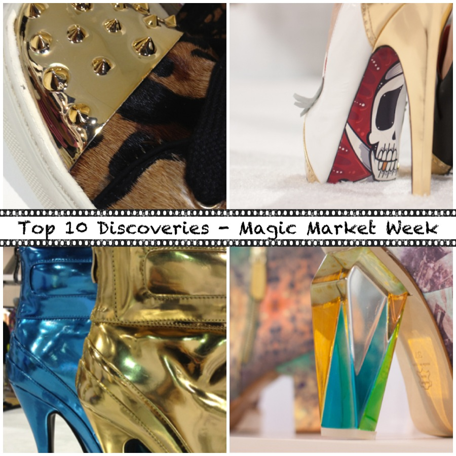 Top 10 MAGIC Market Week Discoveries - ShoeQUEENDOM