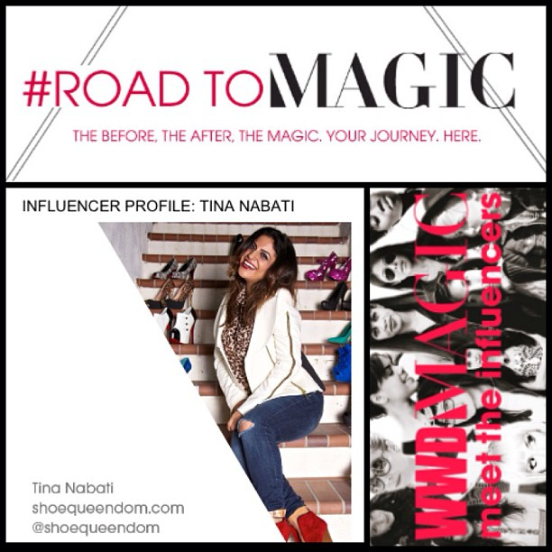 Road To Magic - SHoeQUEENDOM