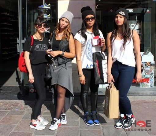 Parisian Street Style By ShoeQUEENDOM - 08