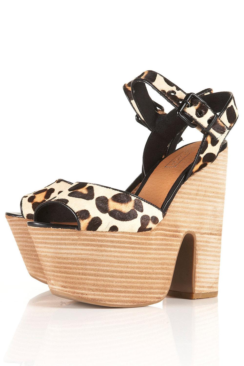 Topshop Lassie Leopard Stacked Sandals.jpg