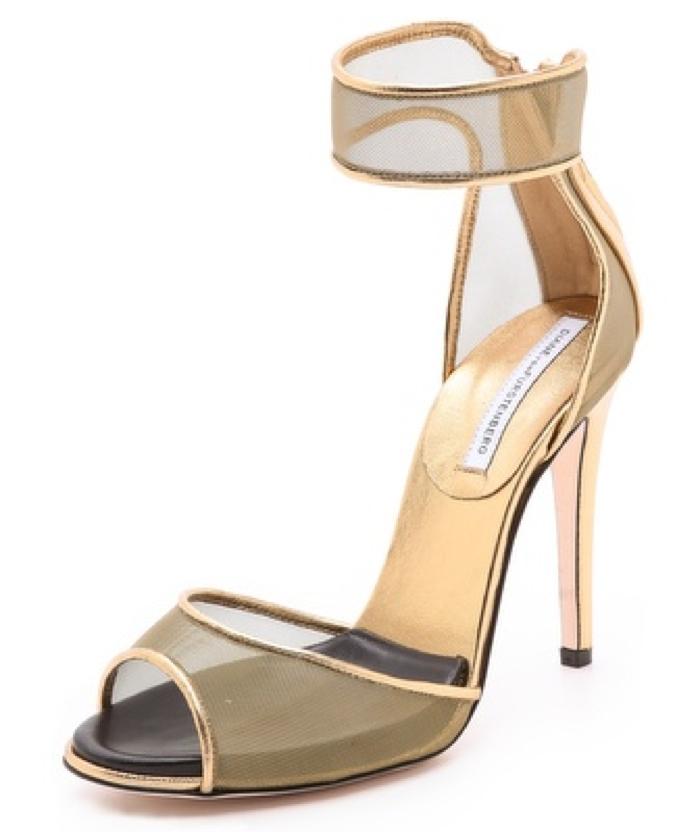 Diane von Furstenberg Rae Metallic Mesh Sandals.jpg