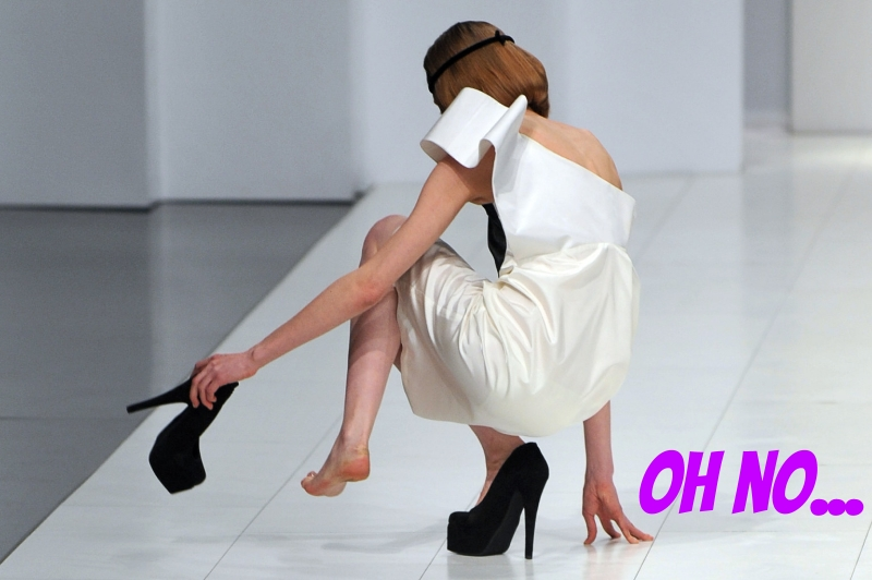 Top 5 Worst Ways to Wear High Heels