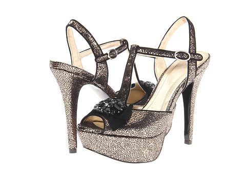 80% OFF! $24.00!!! T-strap platforms. Sexy, shiny, and comfortable.