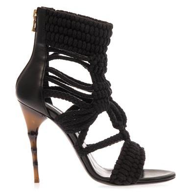 Balmain heels as seen on Kim Kardashian at the 2014 VMA's
