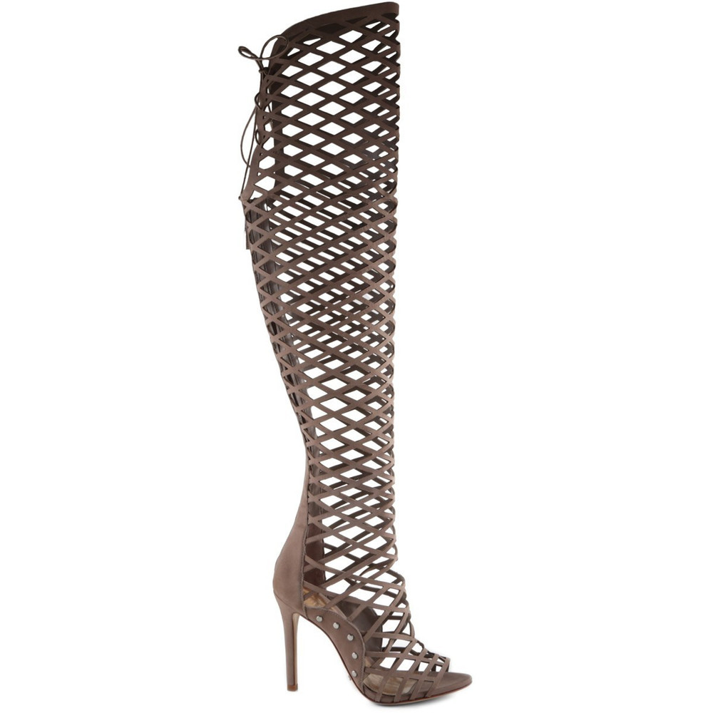 N E E D • N O W ] Schutz Gladiator Heels — ShoeQUEENDOM